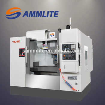 Small Cnc Used Vertical Milling Tool 850 Vmc650 Frame Vmc Machine Center  For Sale In India Mumbai Taiwan Price - Buy Vmc Machine Price,Small Vmc