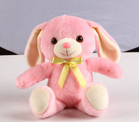 pink flapping bunny