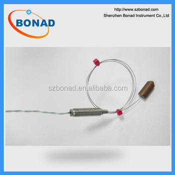 Iec60584 Uk 443-7939 K Type Thermocouple