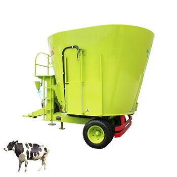Modern Dairy Farm Equipment Labor-saving Animal Tmr Feed Mixer - Buy Mixer  Machine,Animal Feed Mill Mixer,Feed Grinder And Mixer Product on