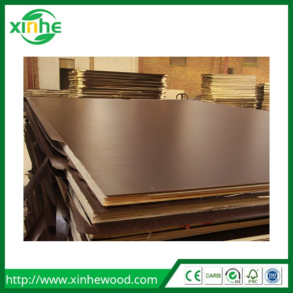 Poultry farm road construction poplar plywood