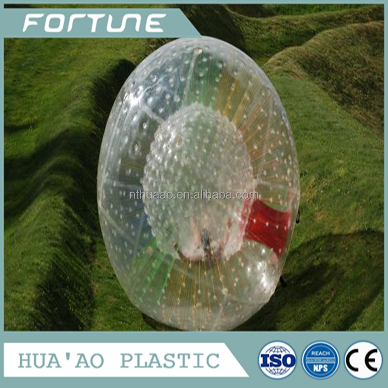 Body zorb ball bubble football pvc making raw material