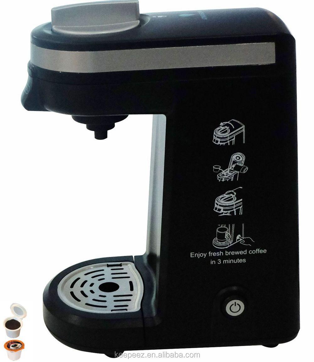 Capsule Coffee Machine Single Serve Brewer Hotel Product Keurig K