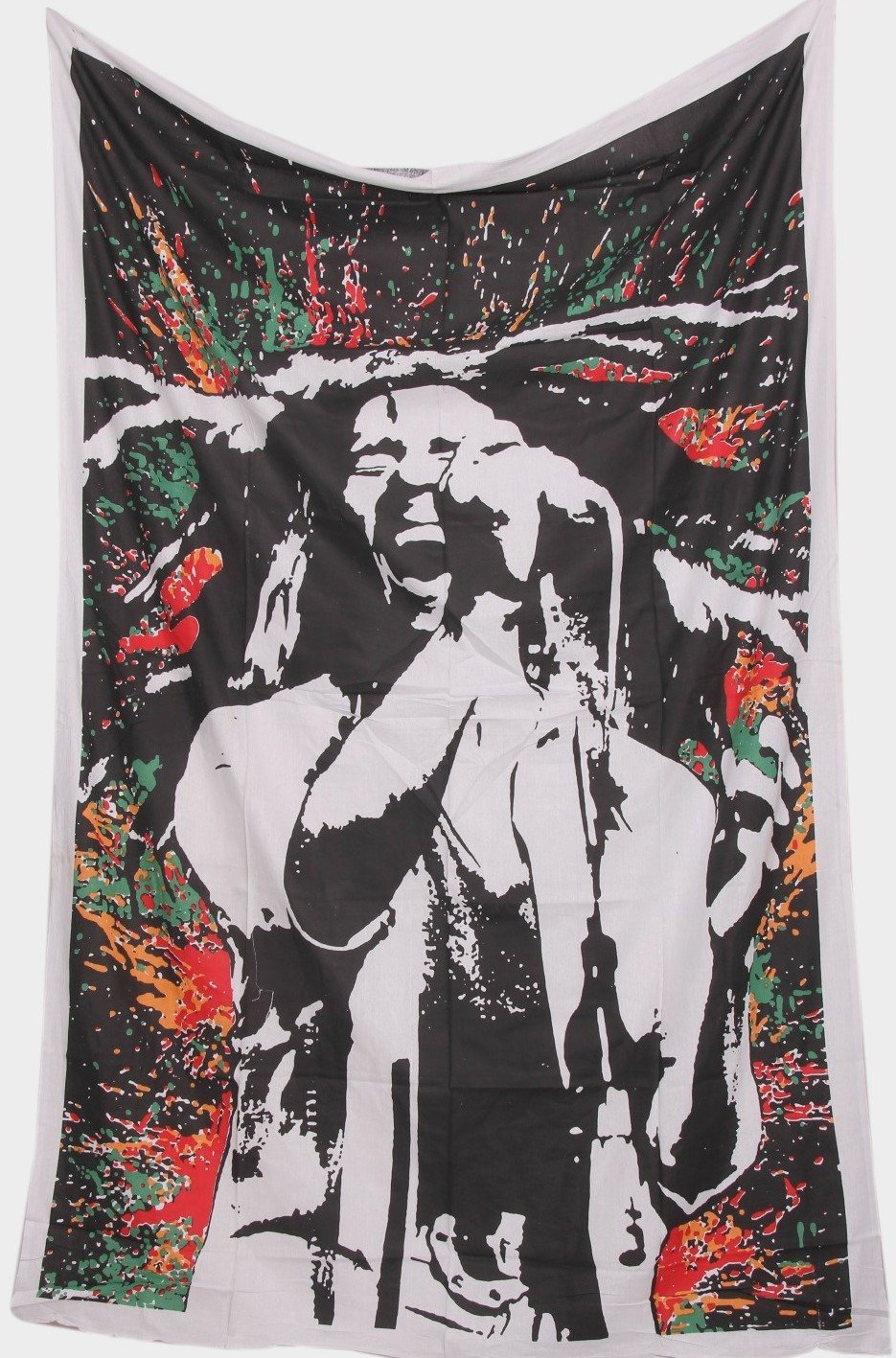 Loving Life - Bob Marley Tapestry Wall Hanging Rasta, Reggae Tapestries and wall hangings hippy hippie Tapestry Beach Cotton College Dorm Decor