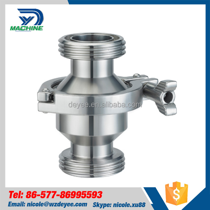 Buy wholesale direct from china wafer dual plate check valve
