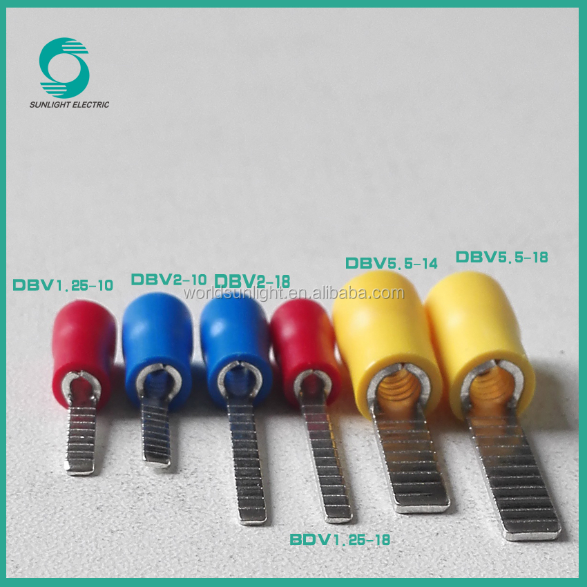 Blade Contact Terminal RED 19A Insulator Material PVC Colour Red Connector Type Polyvinylchloride