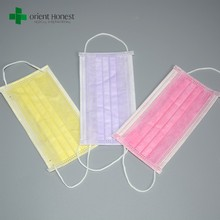 High quality and reliable Surgical Face Mask Earloop with infection prevention