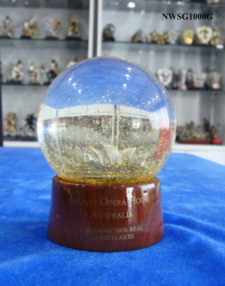 Polyresin Souvenir Snow Globe Australia Home Decoration Buy Globes