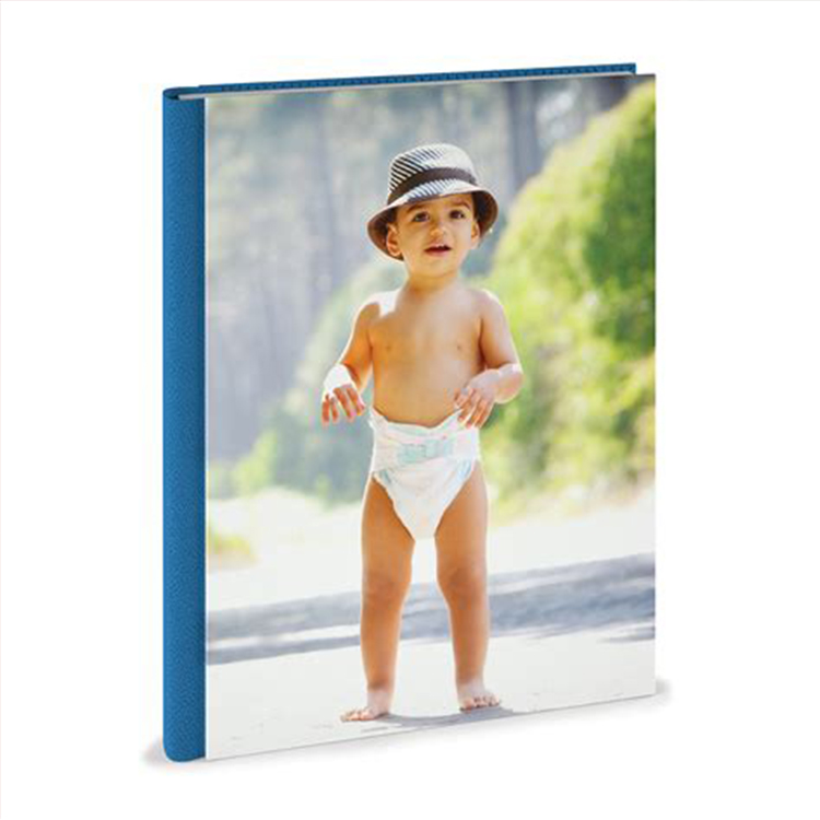 Wholesale hardcover colorful printing baby memory book 10x12 photo album