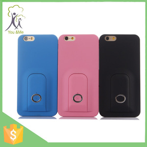 2016 gold Supplier Wholesale price products for iphone 6 and 6plus three color customize logo wireless shutter case Self-timer