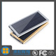 2016 smart mobile power bank 20000mAh solar power bank portable cargador