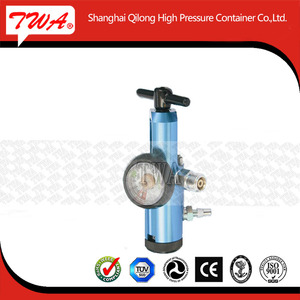 sell mini portable oxygen gas cylinder pressure regulator price