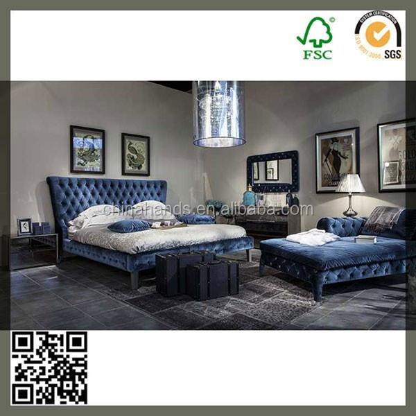 Venta De Muebles De Dormitorio De Estilo Franc S Azul
