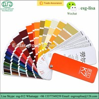 Ral K7 Color Shade Cards Paint Color Chart