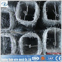High quality barbed wire plant price