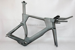 Excellent quality Carbon fiber bike frame time trial in Chinese time trial frame for carbon time trial bicycle frame