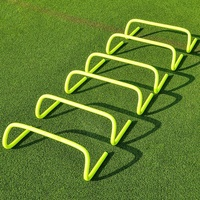 Wholesale Adjustable Plastic Agility Training Agility Hurdles