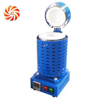 Jc Portable Zinc Lead Metals Melting Pot For 1kg Melting