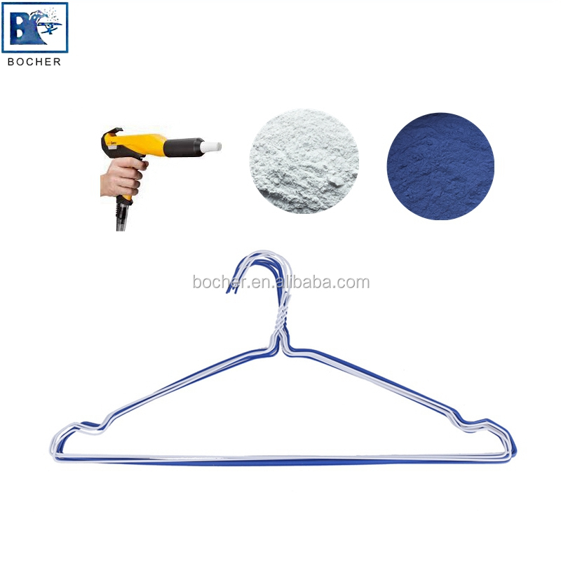 thermosetting powder coating for clothes rack