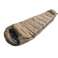 Mountaineering Mummy Sleeping bag for Cold Weather