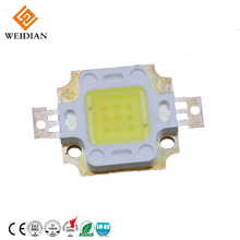 High quality low price 110-125lm/W flip chip 10w smd cob led chip