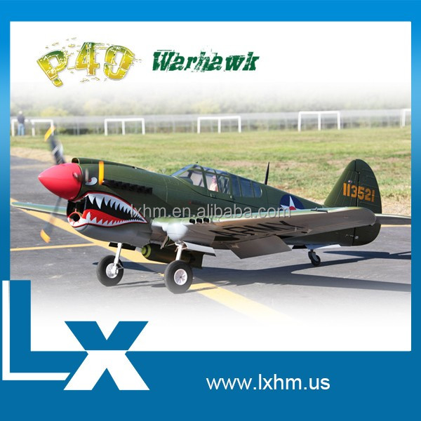 Huge rc planes p 40 warhawk pictures