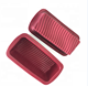 silicone loaf pan or rectangle bread mould
