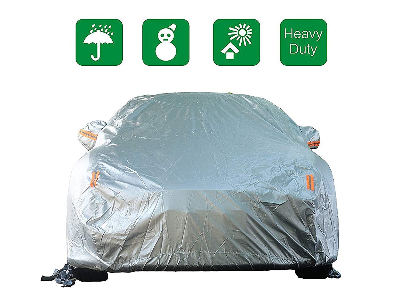 Topfit Waterproof Car Cover For Tesla Model X