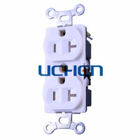 20 amp switch and socket /American standard wall socket