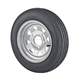 Trailer Wheel Tire 185R14C for Box Trailer, Cage Trailer