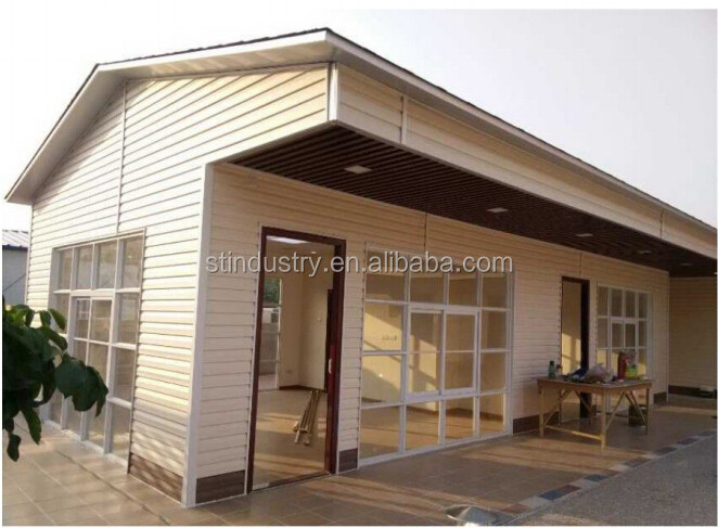 Best quality modern sandwich panel material low cost - Sandwich panel homes ...