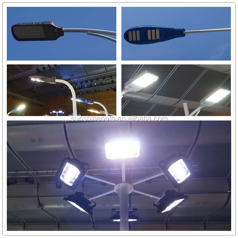 76X150 Degree LED Lens For Street Light 30w 160-170lm/w