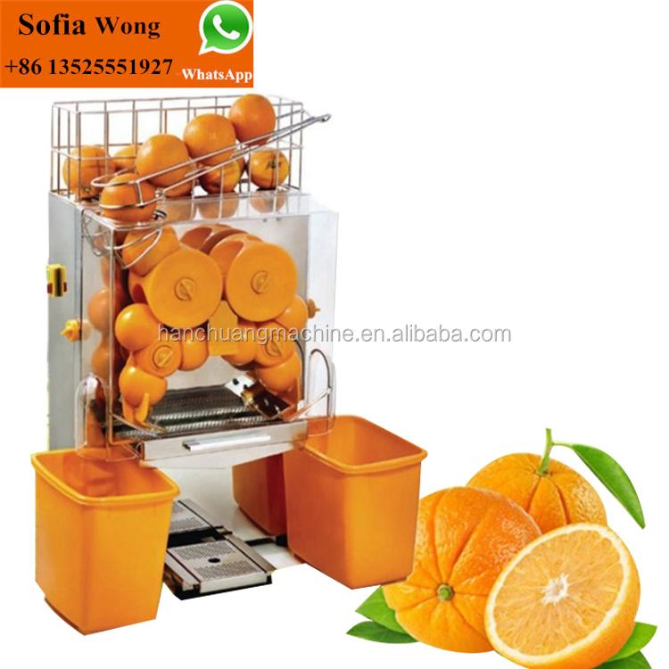 Healthy Drink Apple Fruit Juicer Freshly Squeezed Orange Juice