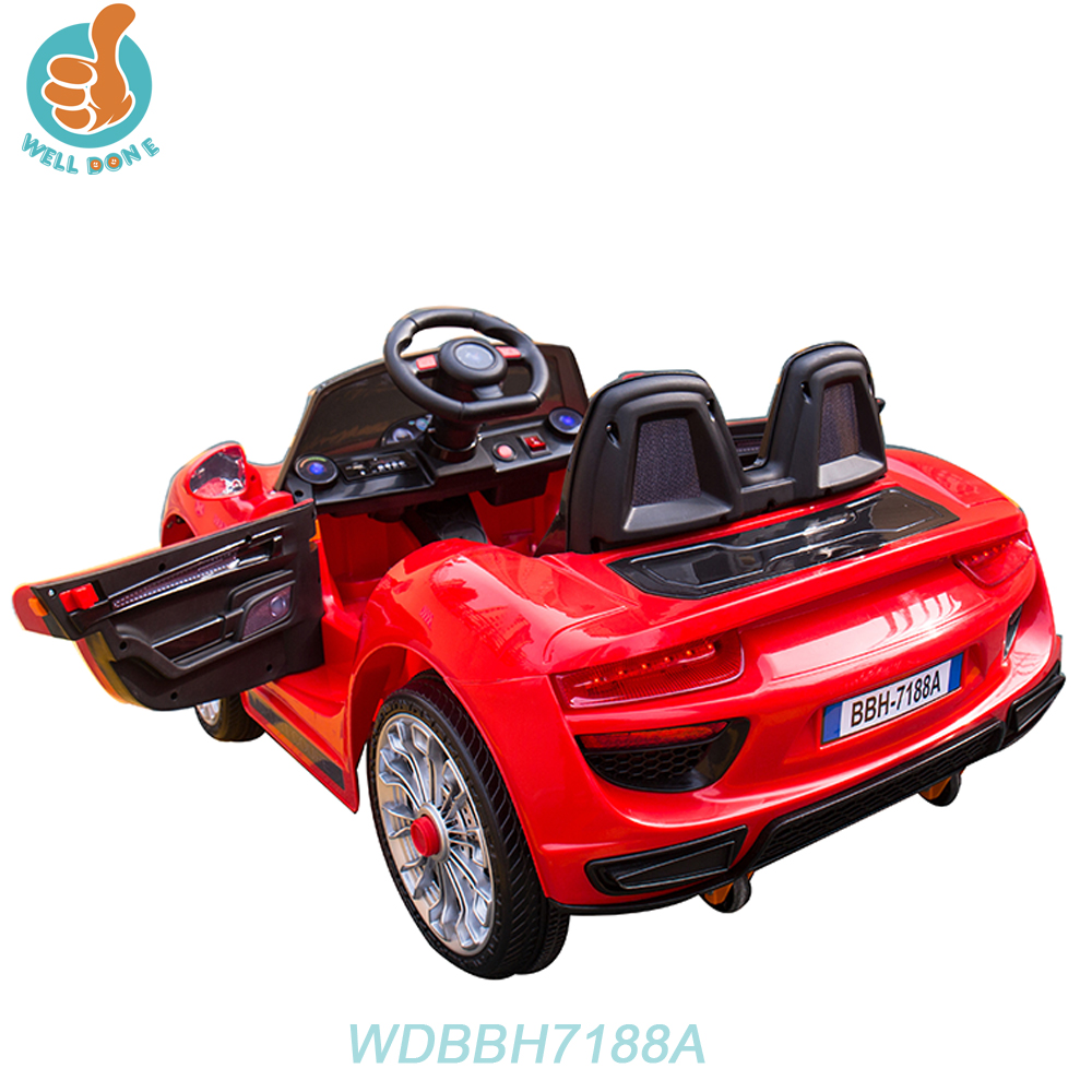 Wdbbh5188 Rechargeable Mini Low Electric Baby Car Price In Pakistan
