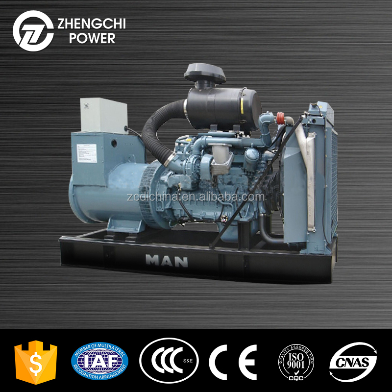 Small volume factory directly sale gas powered electric generator