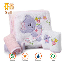 Super Soft Washable Best Baby Washcloth for Sale