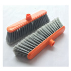 Low price plastic broom household cleaning tools accessories household plastic broom head
