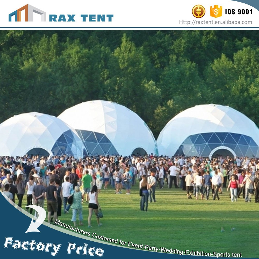 Large event marquee prefabricated house prices inflatable sport dome for wholesaleshot sale
