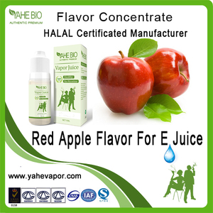 Red apple flavor for e liquid flavoring high concentrated e juice used flavoring
