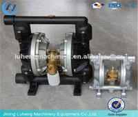 QBY plastic pneumatic double diaphragm pump made in China