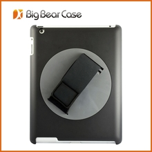 360 rotate hand strap case cover for ipad case