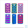 2013 Combo Hard Soft High Impact Case For SAMSUNG Galaxy S4 S IV S 4 Iv Gt-i9500 P-SAMI9500HCSO038