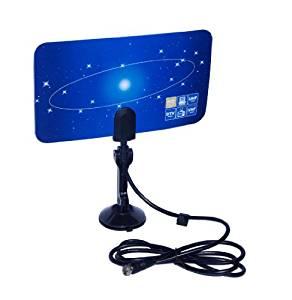 DIGITAL OUTDOOR N INDOOR HDTV HD TV ANTENNA UHF VHF