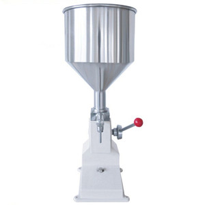 Hand Press Liquid/Cream Filling Machine with CE certification