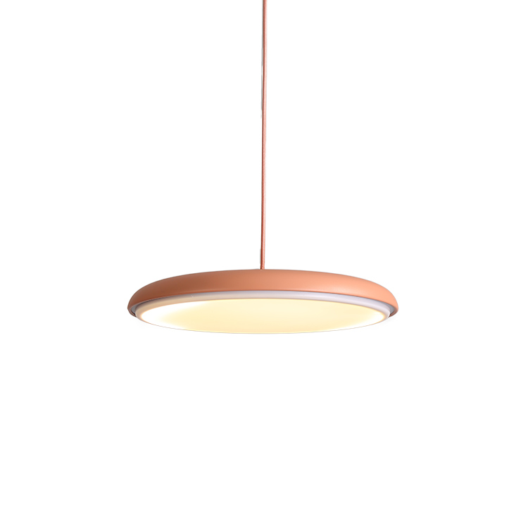 Modern design Home decoration hanging lamp colorful iron Led pendant <strong>light</strong>