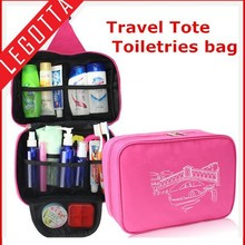 Wholesale top sale good quality fashion unique makeup bags/ water proof cosmetic bags/Fashion travel cosmetic bag for toilet