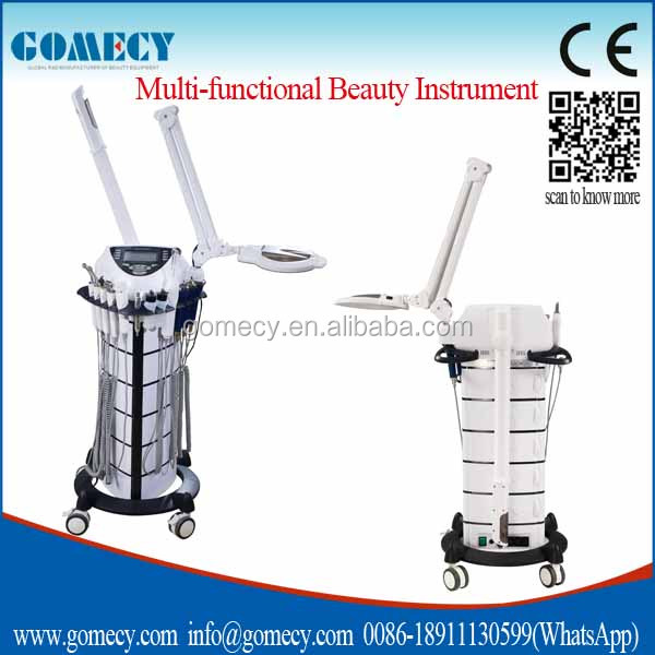9 in 1functional beauty equipment /the latest technology equipment for beauty salon