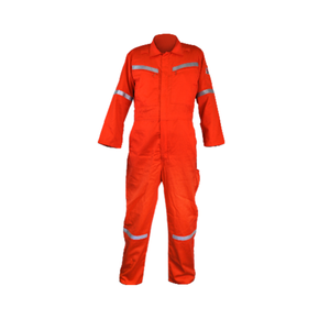 coverall workwear uniform fire resistant safety workwear for men