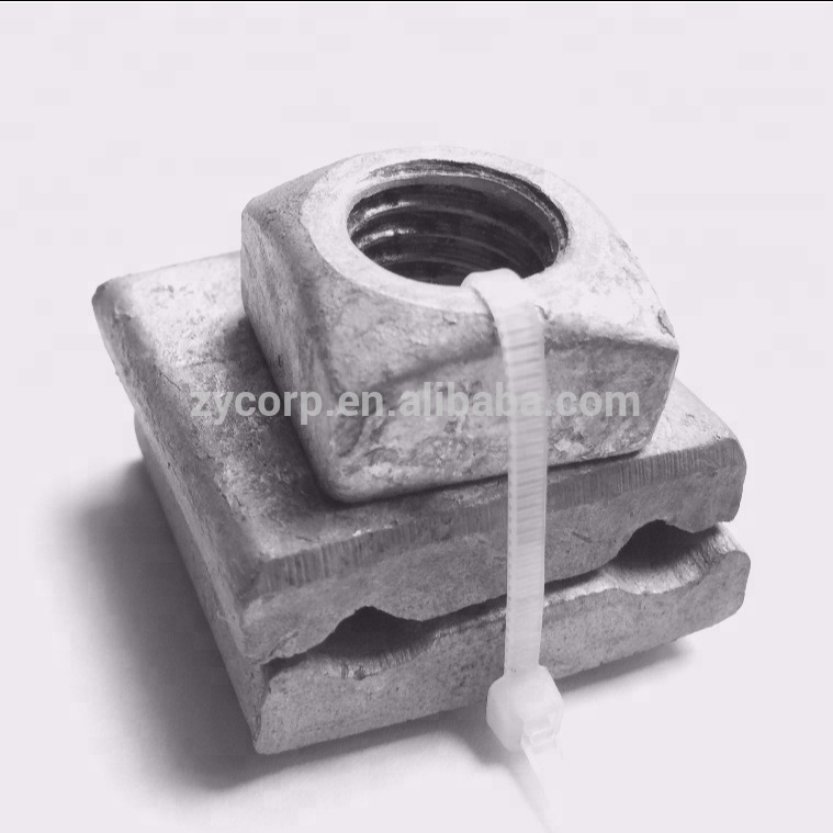 Pole line hardware/Transmission & Distribution Hardware/Cable Suspension Clampand Ground Bond Clamp
