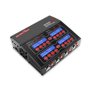 Hot 2018 Amazon UP240AC PLUS 4x60W LiPo 2S 3S 4S 5S 6S NiMH Battery Balance Multi Charger For RC Airplanes, Helicopters, Cars